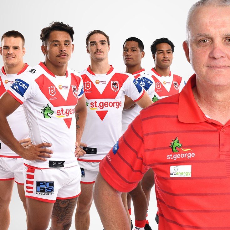 Griffin wants young Dragons firing