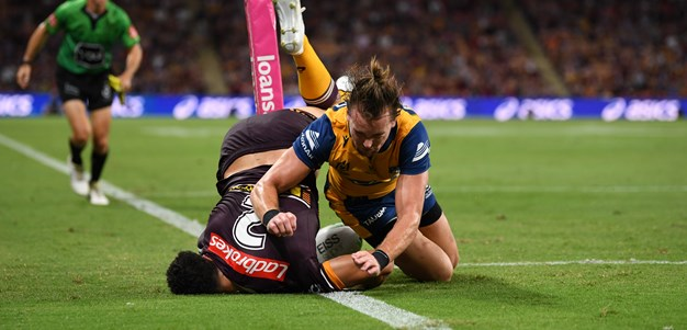 Eels stage great escape against Broncos