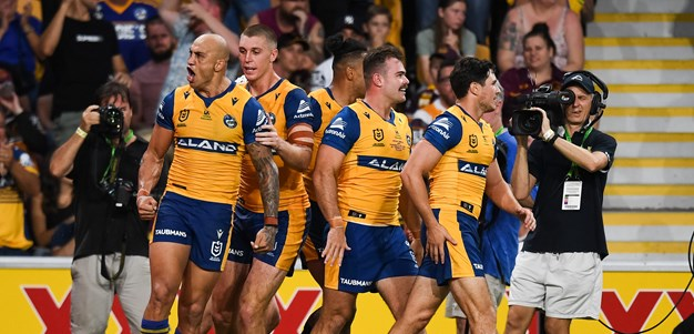 How chilled-out Arthur triggered perfect response from Eels