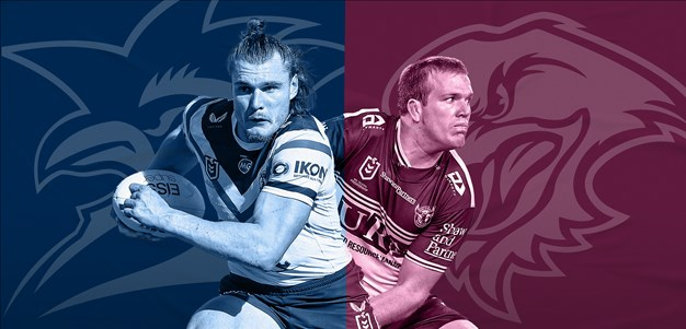 Roosters v Sea Eagles: Roosters Return to SCG