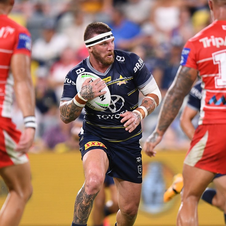 Dragons welcome McGuire 'mongrel' after rep star joins Griffin's revolution