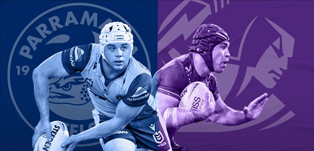 Eels v Storm: Niukore back from ban; Storm unchanged