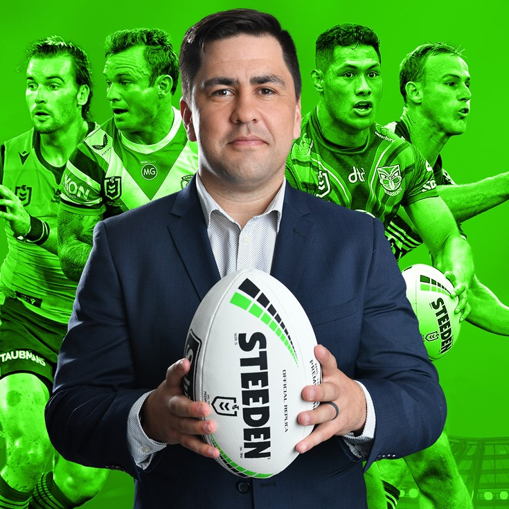 Soward: Happy for Warriors and Nathan Brown