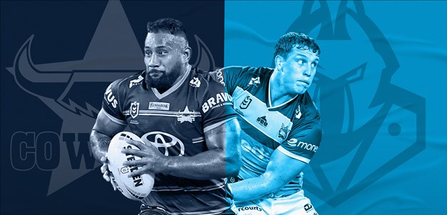Cowboys v Titans: Morgan sidelined; Hand outs Taylor