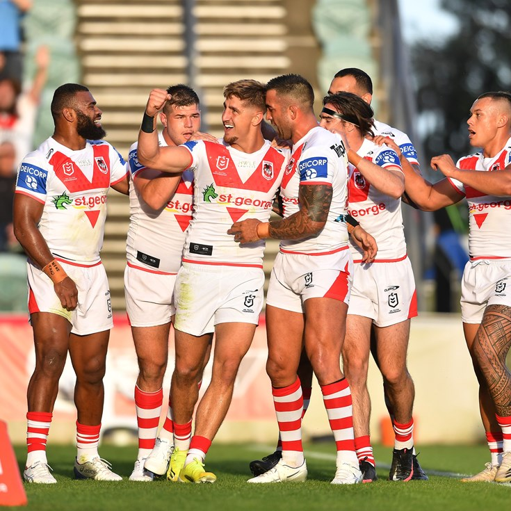 How an old-school bonding session fuelled Dragons revival