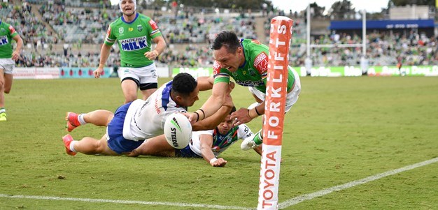 Croker says Canberra beaten but far from broken