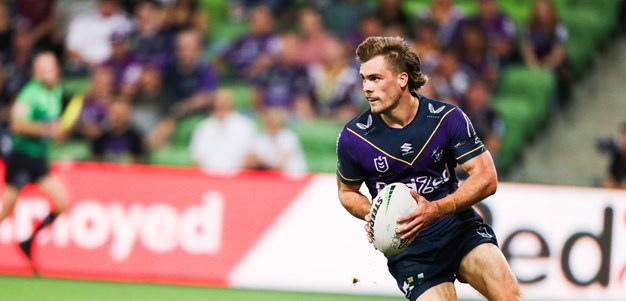 Papenhuyzen stuns with four tries as Storm rout Broncos