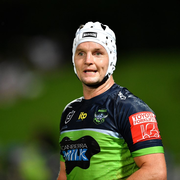 Raiders out-muscle Titans with strong defence