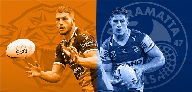 Wests Tigers v Eels: Perfect derby lead-up; Matterson tipped to return