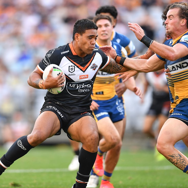 Joe puts spray day behind him to feel the Leichhardt love again