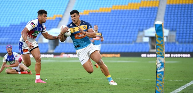 Holbrook's Titans the new entertainers as Fifita sizzles