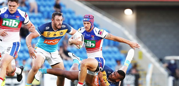 No.1 priority: Ponga wants to form twin Maroons threat with Brimson