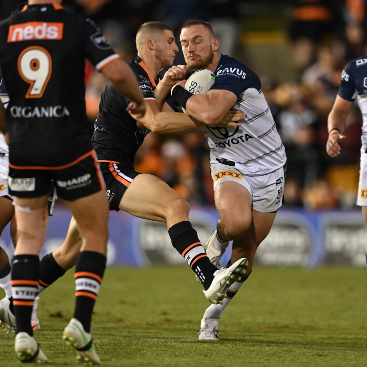 Hess happy to prop up pack but not sure if move is permanent