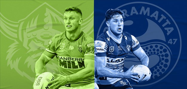 Raiders v Eels: Hodgson, Scott racing clock; Matterson watch continues