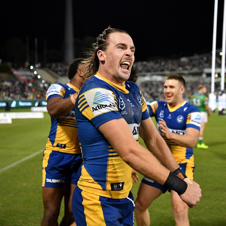 Party like it's 2006: Eels break 15-year drought with dominant display