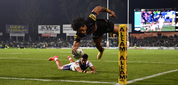 Panthers surge to down the Knights at BlueBet Stadium