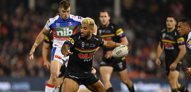 Kikau's defensive focus kicking in despite shorter stints