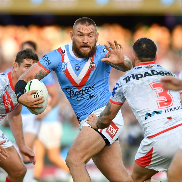 Twinning attitude: How Morris brothers inspire JWH to soldier on