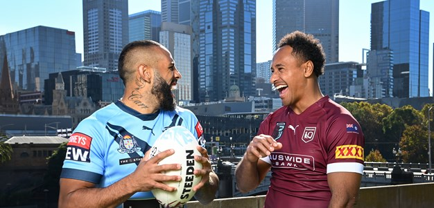 Origin chance of setting world record at MCG