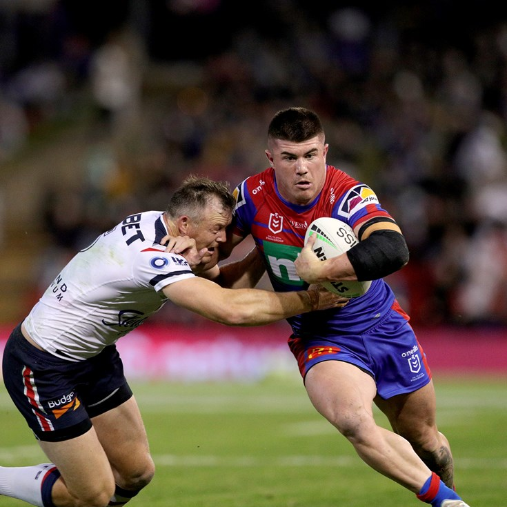'We're up for it': Ponga, Best fit and ready to fire in crucial Raiders clash