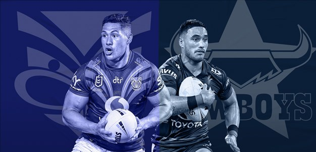 Warriors v Cowboys preview: RTS No.1; Taumalolo to return