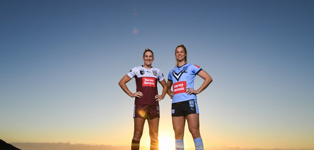 Captains thrilled as Women's Origin returns to Sunshine Coast