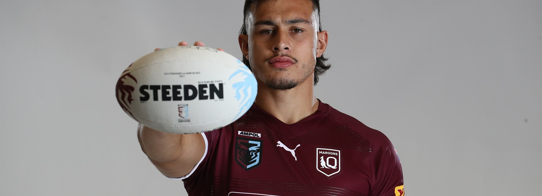 Tino's simple philosophy to ensure Maroons back up 2020 heroics