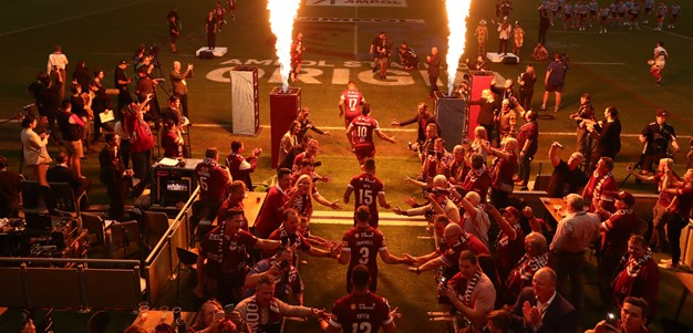 In pictures: State of Origin Game I