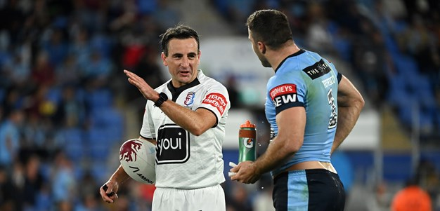 'Lying all over us': Blues call out Qld slow down tactics