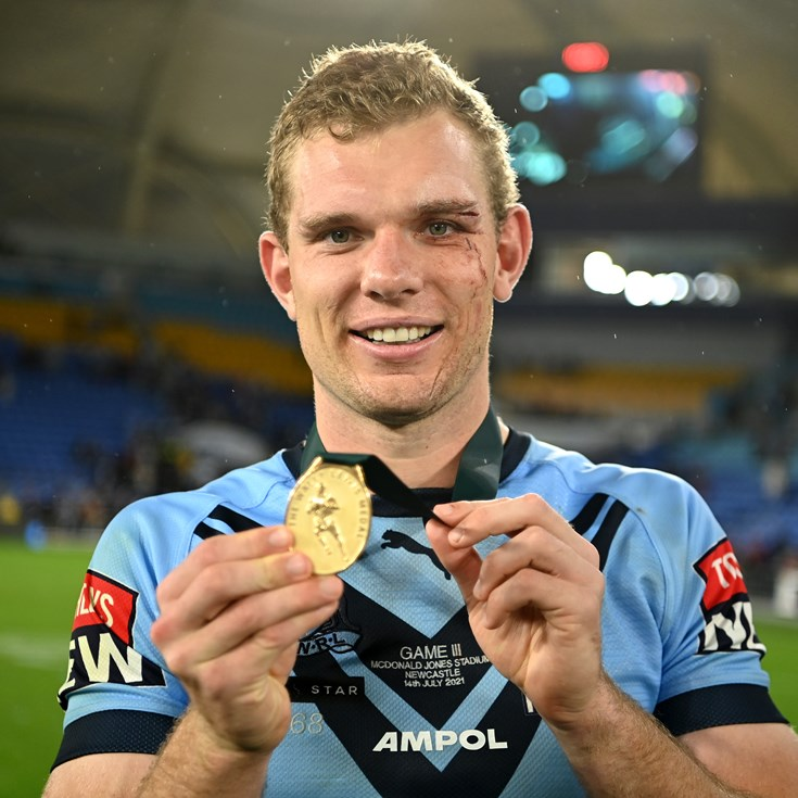 Turbo finishes off a stellar series with Wally Lewis Medal