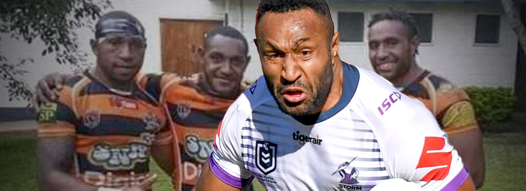 The brutal Olam hit after Mum finally gave rugby league blessing