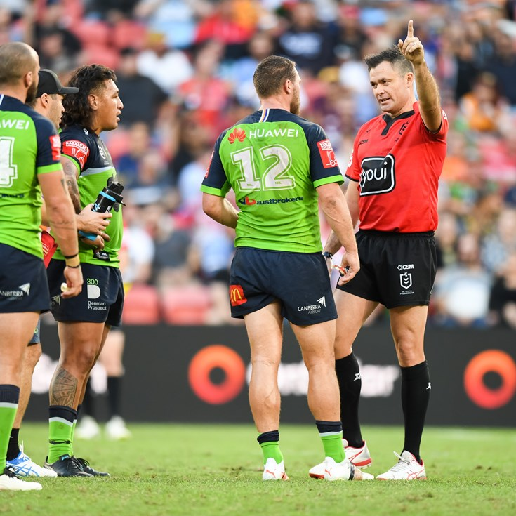 'Copping it on the chin': Papalii out to make amends after ban