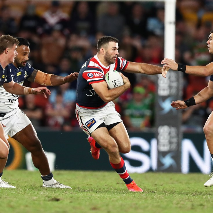 Resilient Roosters dig deep to spoil Taumalolo's party