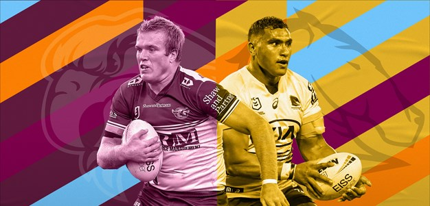 Sea Eagles v Broncos preview: Taupau, Paseka named; Flegler locked in