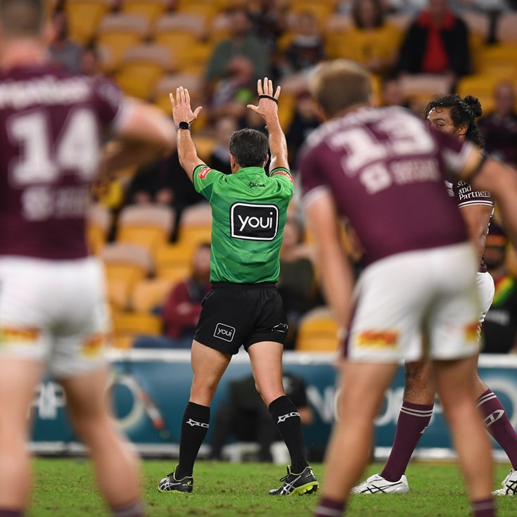 DCE says players must adapt after sin-bin frenzy