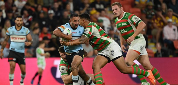 Trindall ready for more action to spark Sharks