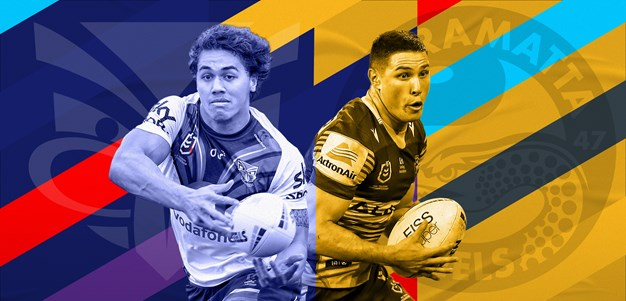 Warriors v Eels preview: Reshuffle for Aitken; Arthur's son to debut