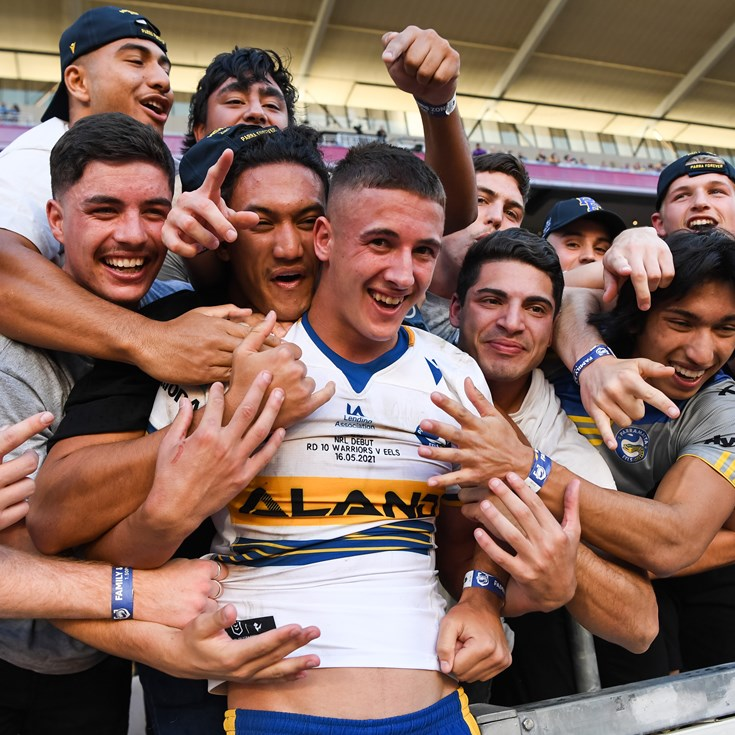 Eels hold out fast-finishing Warriors