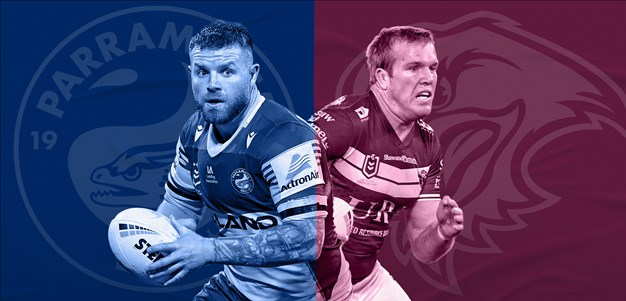 Eels v Sea Eagles: Moses to step up; Pivotal selection decision