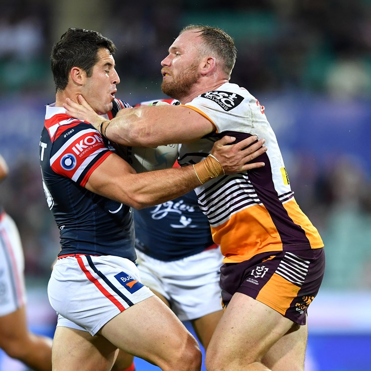 Lodge: I want to earn respect from everyone I play with here