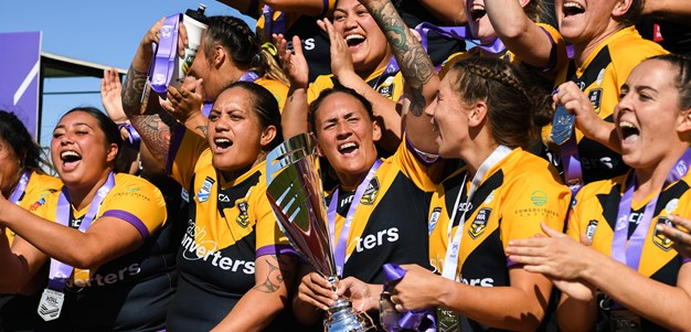 WA claim national women's title in golden-point thriller on debut