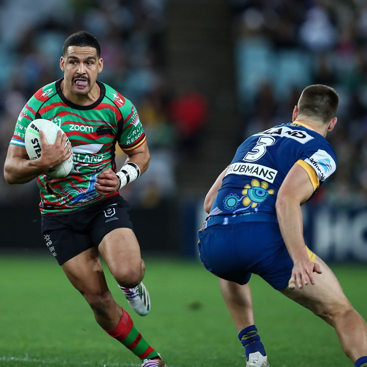 Eels lose against dominant Rabbitohs side