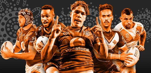 Renouf blown away by  NRL's young Indigenous talent