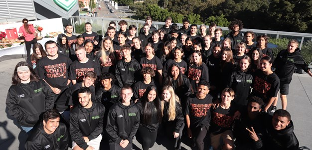 Promising Indigenous Leaders Flourish At NRL Youth Summit