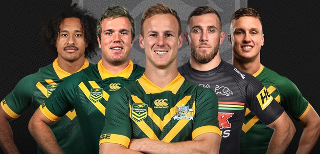 Kangaroos form team: DCE, Trbojevic among five new faces in experts' squad