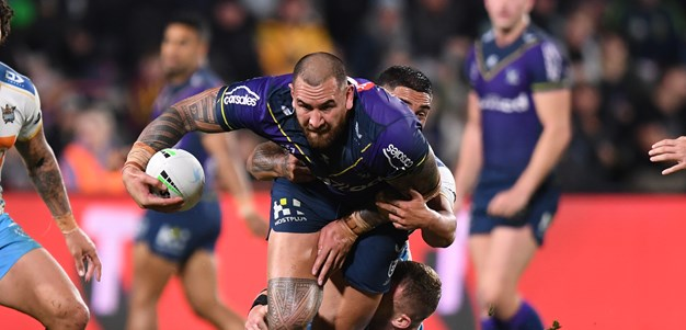 Round 13 charges: NAS, Reimis on report
