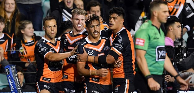 Tamou: Wests Tigers in a groove but a lot to prove against top teams