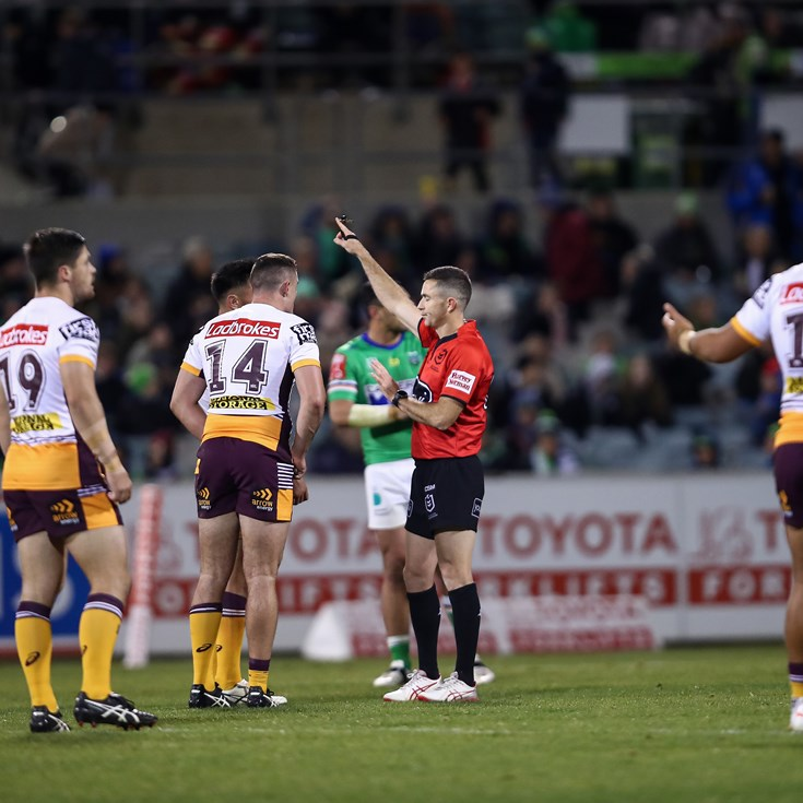 Walters: Send-off Doubt But Broncos Had Bigger Issues