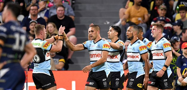 Sharks survive Cowboys comeback to stretch streak to four
