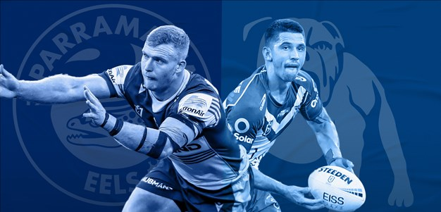 Eels v Bulldogs: Sivo weighs up challenge; Trio close to return
